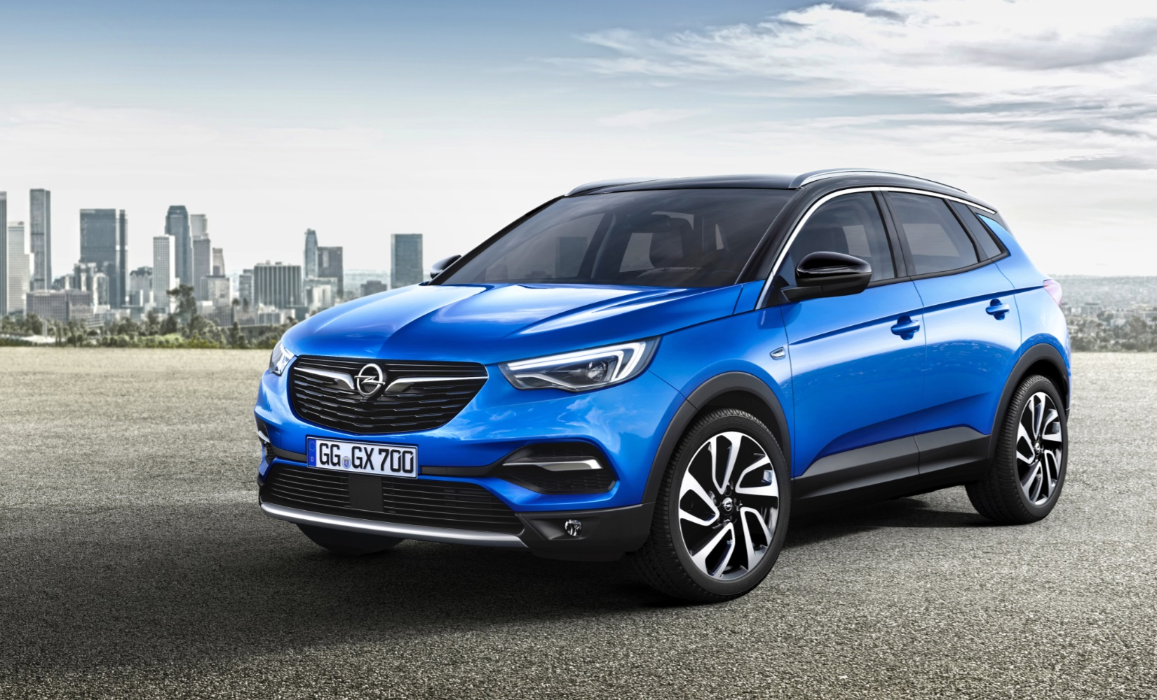 Passenger vehicle - Opel Grandland X