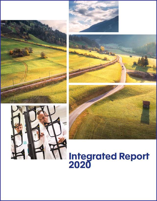 2020 Integrated Report: Transformation & Value Creation