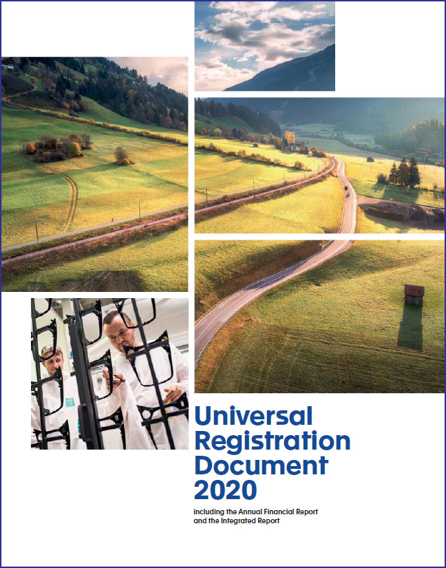 2020 Universal Registration Document