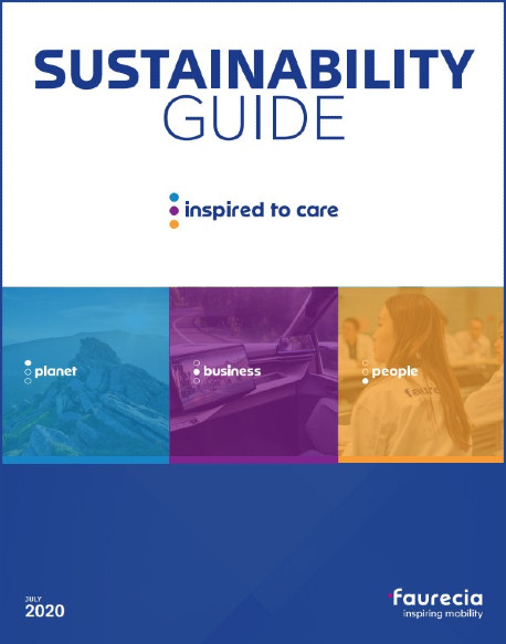 Faurecia Sustainability Guide