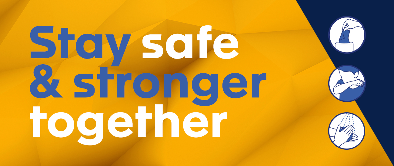 Stay Safe & Stronger Together | Faurecia