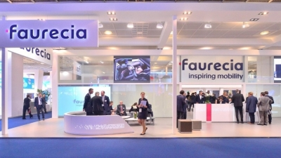 Faurecia présentera des technologies de rupture au Salon International de l'automobile de Francfort