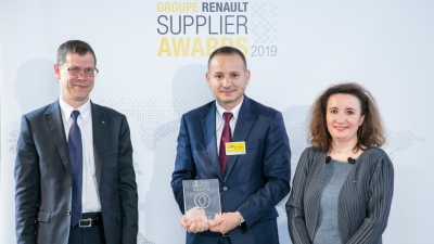 Renault Supplier Awards