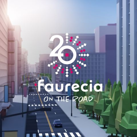 Image - Faurecia 20 years on the road