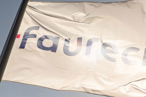 Faurecia welcomes the French government's recovery plan which will benefit the entire automotive industry