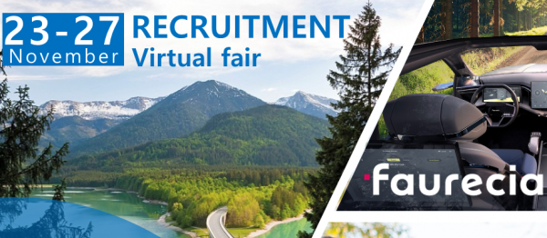 Faurecia Virtual Fair